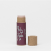 Lilla lip balm on white background