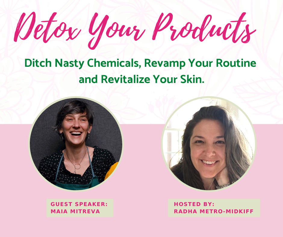 Detox Your Products Summit photo